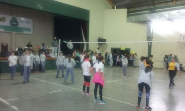Intercolegial de Voley